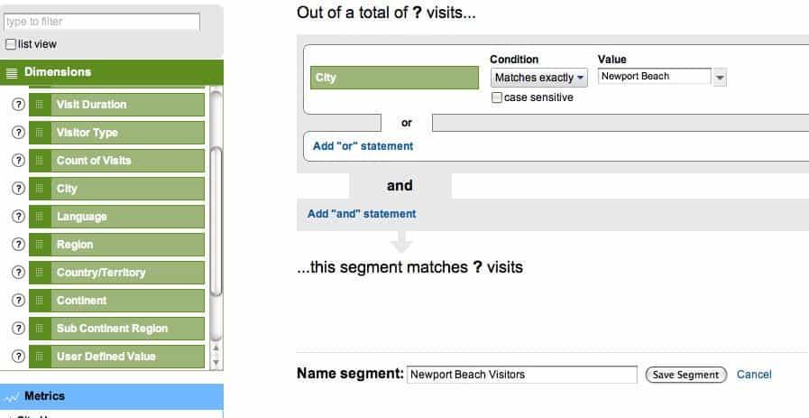 local-adv-segment