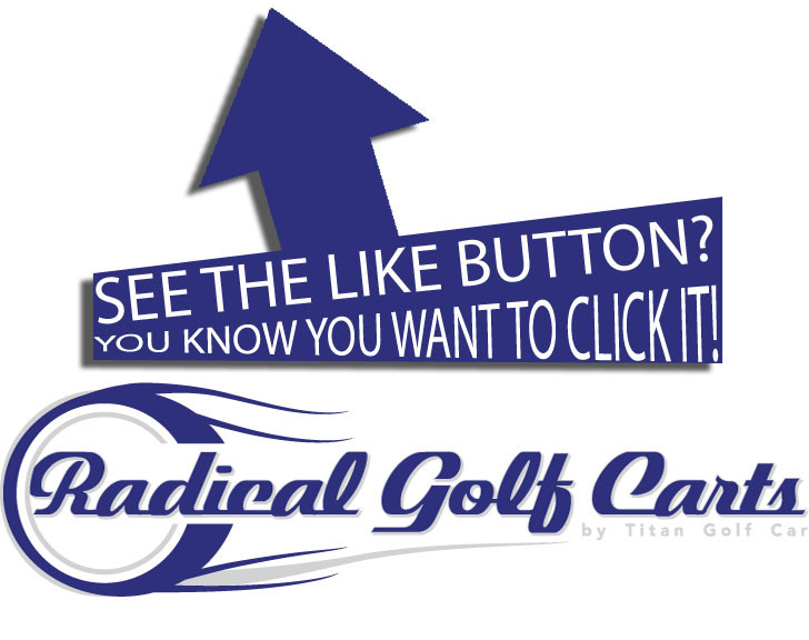 CTA for Radical Golf Carts