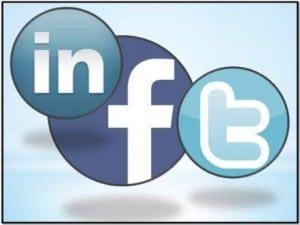 paid social media logos
