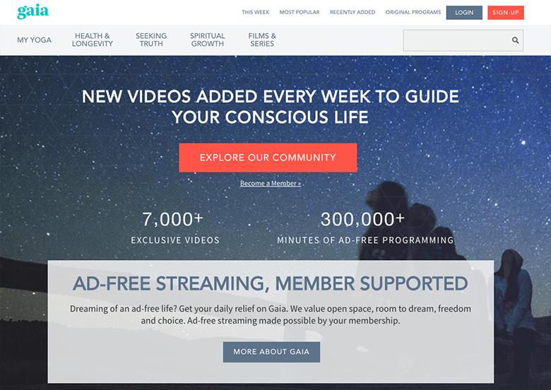Gaia TV Inbound Marketing Case Study