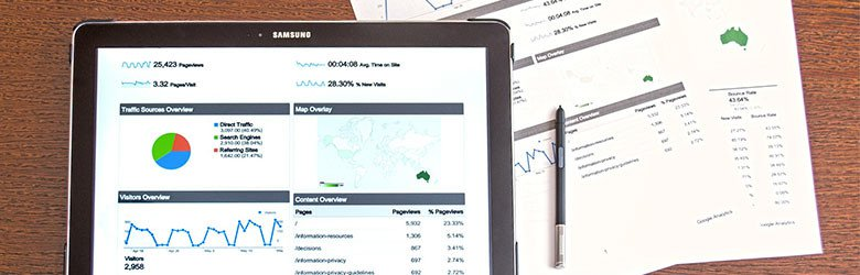 google adwords on tablet and reports