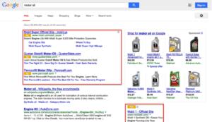 Google SERP Ads