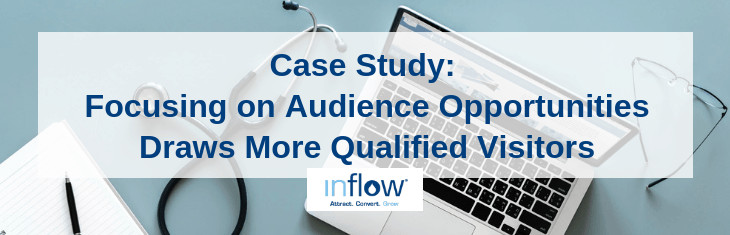 Case Study: Focusing on Audience Opportunities Draws More Qualified Visitors
