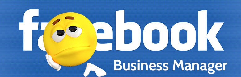 sad emoji on facebook biz logo