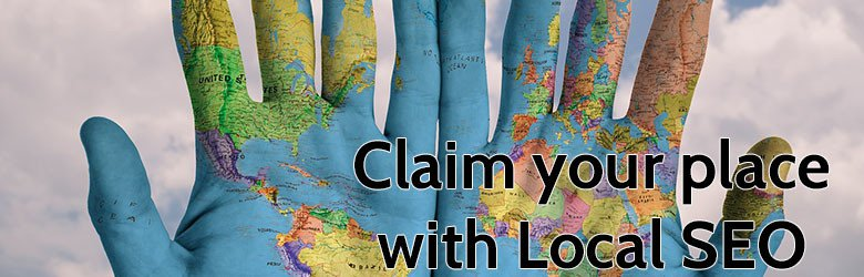 claim your place with local seo