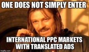 International PPC