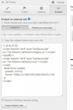 hs-form-embed-code