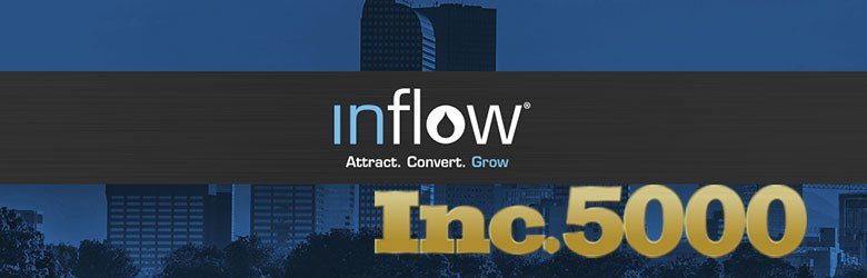 inflow debuts on inc 5000 in 2015