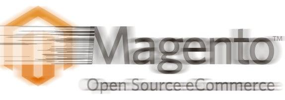Magento Open Source eCommerce Speed Logo
