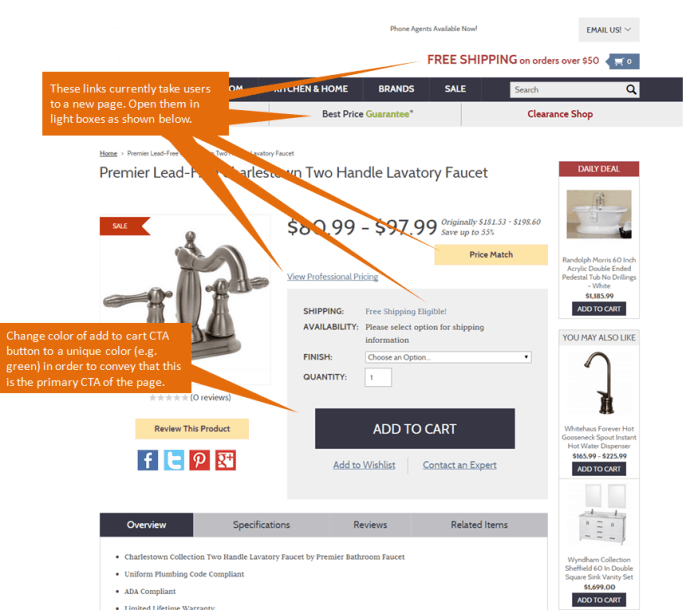 Product Page Conversion Optimization Best Practices