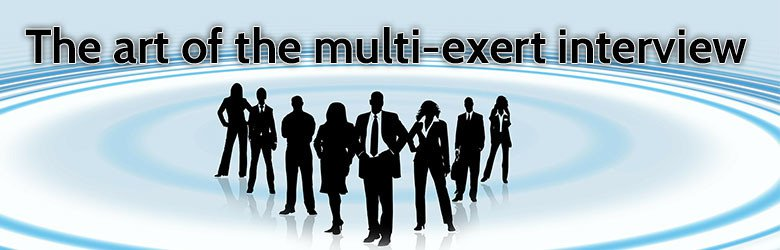 the art of multi expert interview