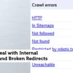 How to Deal with Internal Crawl Errors and Broken Redirects