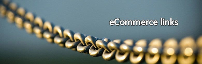 chain of links ecommerce links