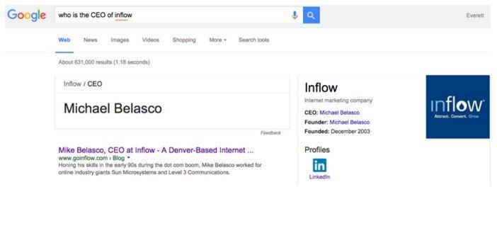 Google Answers Screenshot