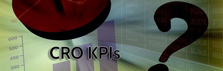 CRO KPIs