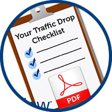 Site Traffic Drop Checklist