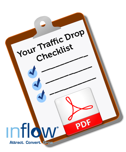 Inflows Traffic Drop Checklist PDF