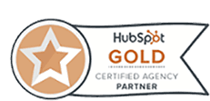 hubspot gold tier badge