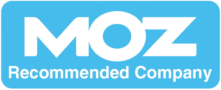 Moz Recommended SEO Company