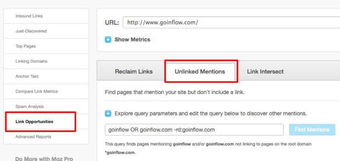 GoInflow.com Unlinked Mentions