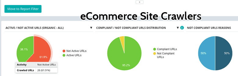 eCommerce Site Crawlers