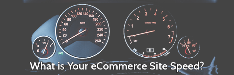 What is your eCommerce Site speed?