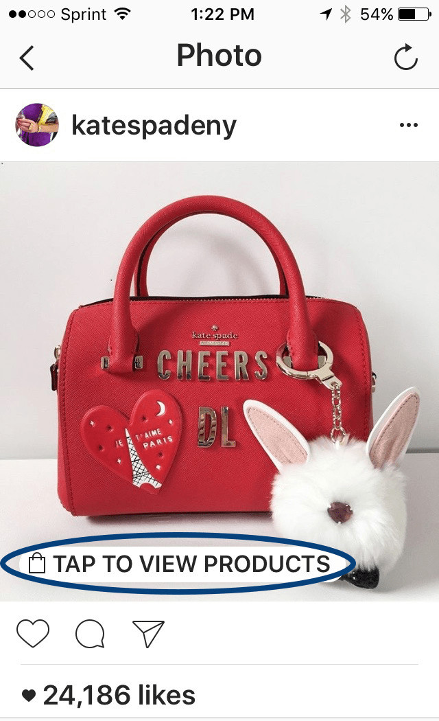 shop on instagram