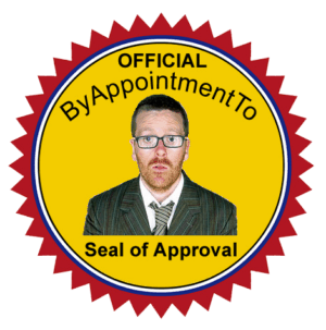 Seal of Disaproval