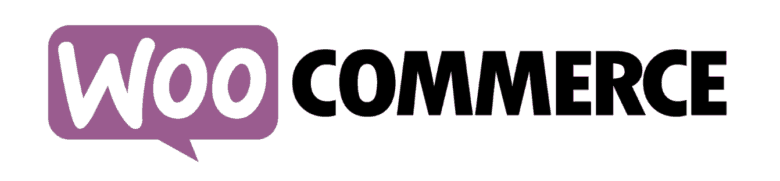 Image of Woo Commerce logo