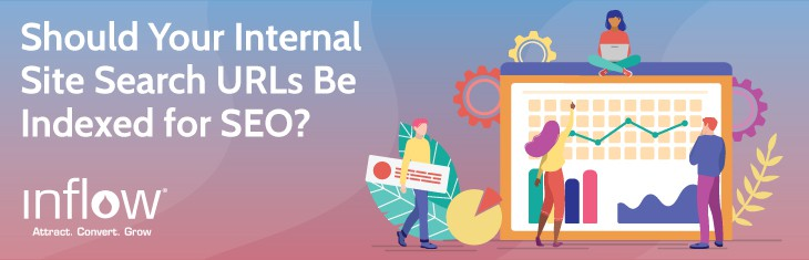 Should Your Internal Site Search URLs Be Indexed for SEO