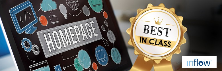 Best In Class eCommerce Homepages