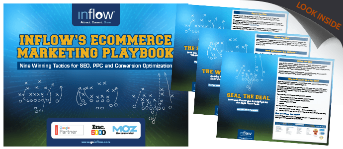 Inflow's eCommerce Marketing Playbook
