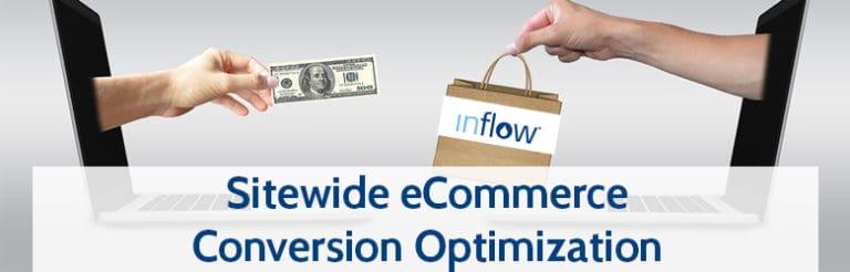 Sitewide eCommerce Conversion Optimization.