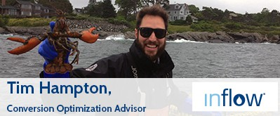 Tim Hampton, Conversion Optimization Advisor