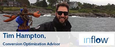 Tim Hampton, Conversion Optimization Advisor