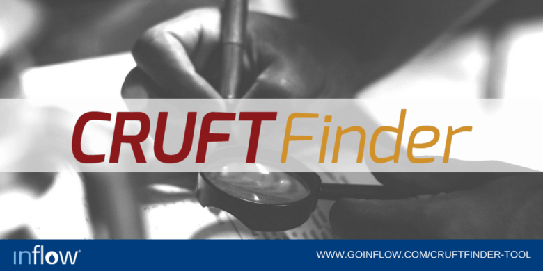 The Cruft Finder