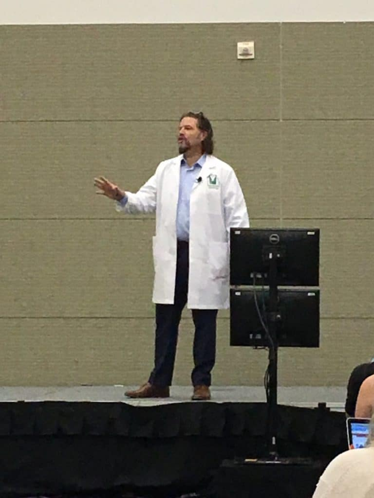 Brian Massey Inbound Presentation Image via Alison Leishman on Twitter)