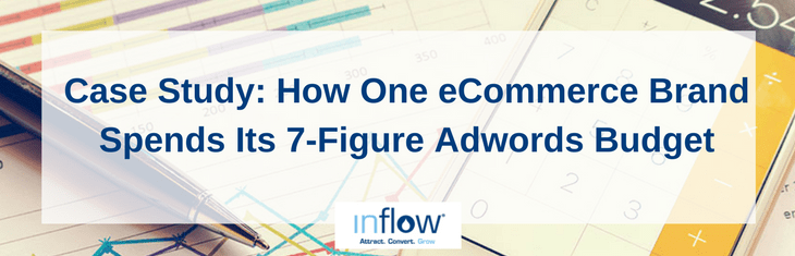 Case Study: How One eCommerce Brand Spends Its 7-Figure Adwords Budget