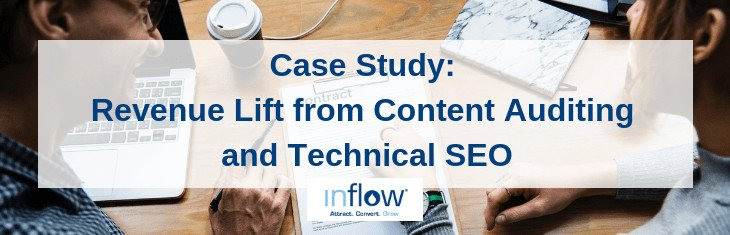 Case Study: Revenue Lift from Content Audition and Technical SEO