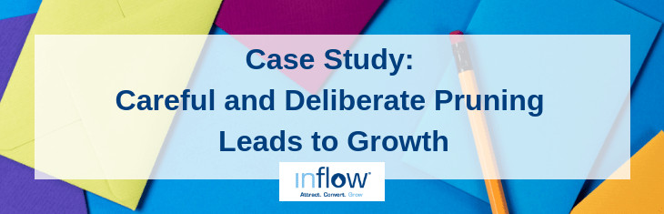 Case Study: Careful and Deliberate Pruning Leads to Growth