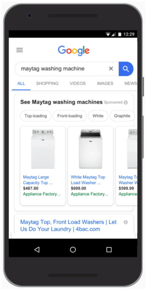 eCommerce Ads Strategy: Segment mobile customers