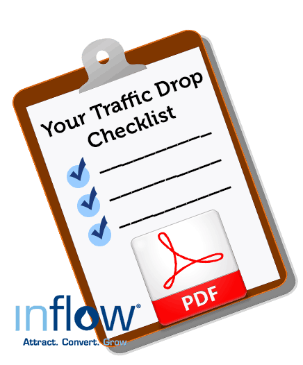 Inflows Traffic Drop Checklist PDF