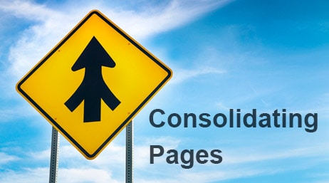Consolidating Pages Afte Your Content Audit