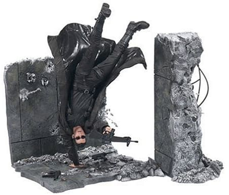 neo action figure from the Matrix