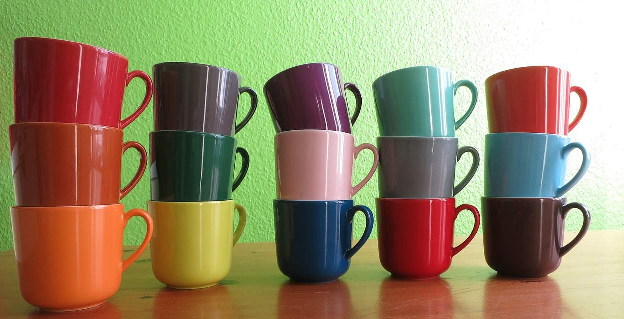 Product Variant Image: Coffee Cups