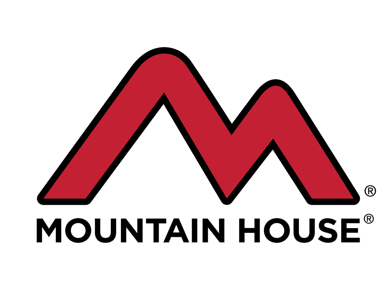 Logo: Mountain House.