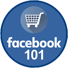 Icon: Facebook 101. Facebook for eCommerce.