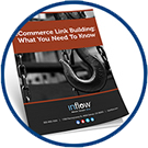 Icon: eCommerce Link Building Guide.